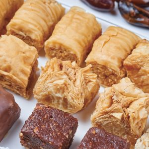 Greek Traditional Sweets